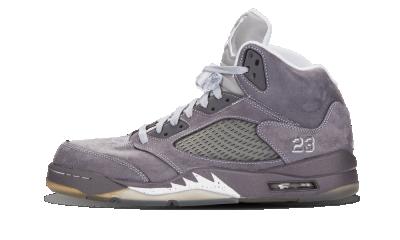 Air Jordan 5 Retro Wolf Grey