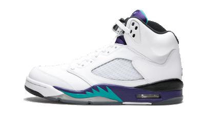 Air Jordan 5 Retro Grape