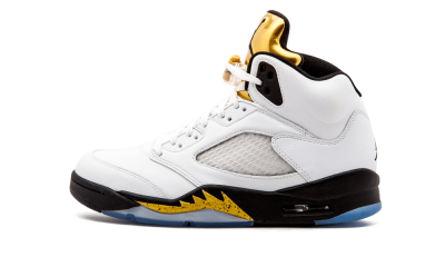 Air Jordan 5 Retro Olympic Gold Medal