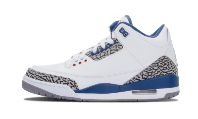 Air Jordan 3 Retro True Blue