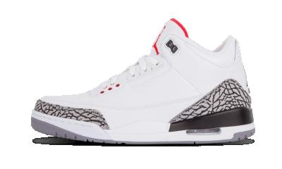 Air Jordan 3 Retro White/Cement