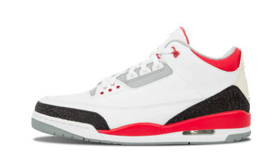 Air Jordan 3 Retro Fire Red