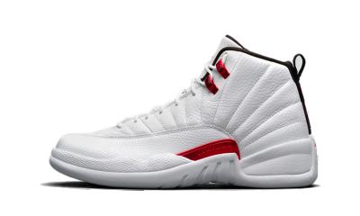 Air Jordan 12 Twist White (GS)