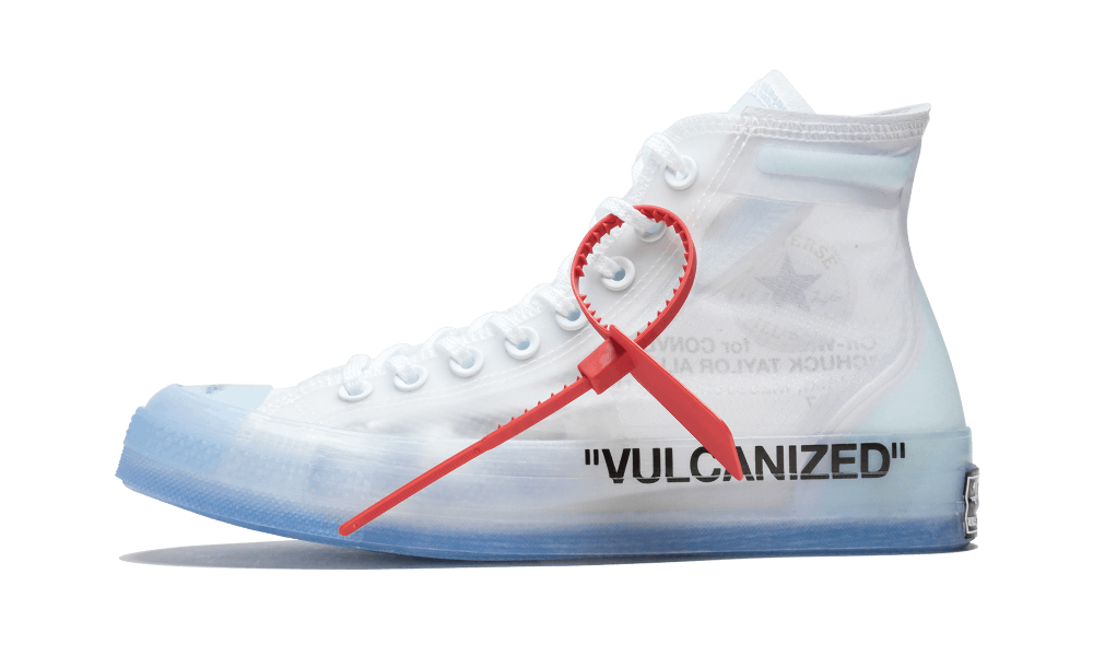 vulcanized converse