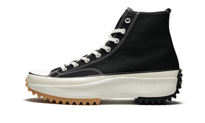 Converse Run Star Hike Hi JW Anderson Black