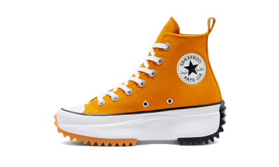Converse Run Star Hike OX 'Orange'