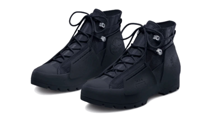 Converse Chuck Taylor All-Star Lugged Hi A-COLD-WALL Black