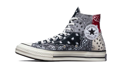 Offspring X Converse Chuck 70 'Grey Paisley