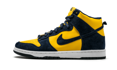 Dunk High Pro SB Michigan