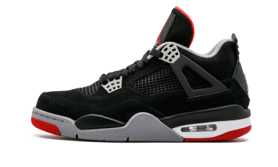 Air Jordan 4 Retro. Bred