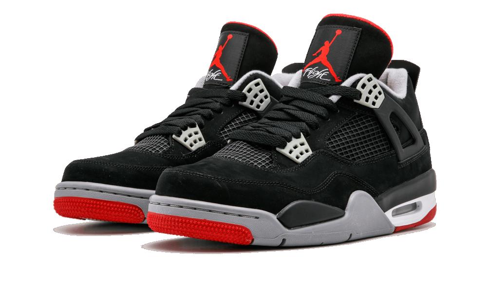 Air Jordan 4 Retro. Bred - 308497-089