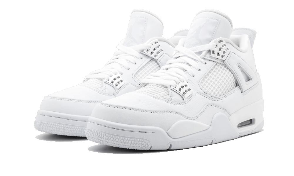 Air Jordan 4 Retro 'Pure Money' (2017) - 308497-100 - Restocks