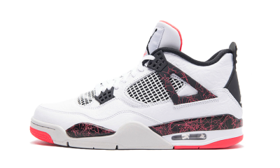 Air Jordan 4 'Bright Crimson'