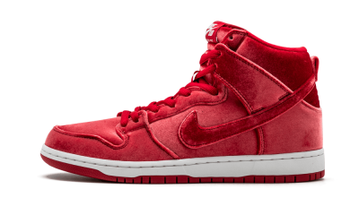 Dunk High PRemium SB Red Velvet