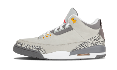 Air Jordan 3 LS Cool Grey