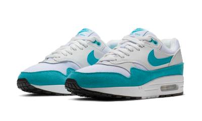 Nike Air Max 1 White Light Blue Fury (W)
