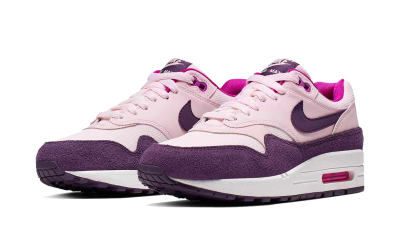 Nike Air Max 1 Light Soft Pink Grand Purple (W)