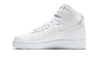 Nike Air Force 1 High Triple White (W)