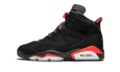 Air Jordan 6 Black/Infrared 2019 Release