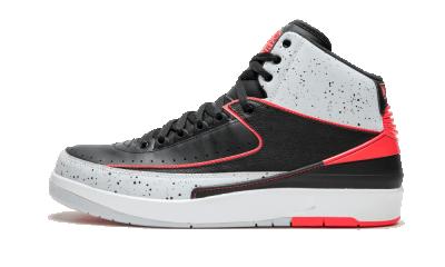 Air Jordan 2 Retro Infrared 23