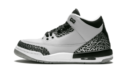 AIr Jordan 3 Retro BG Wolf Grey