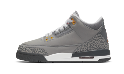 Air Jordan 3 Retro Cool Grey (2021)
