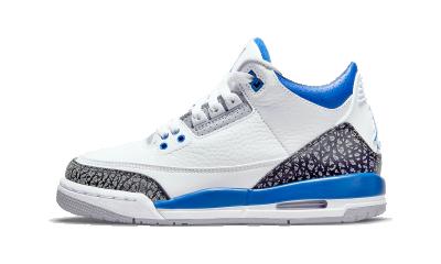 Air Jordan 3 Retro Racer Blue (GS)