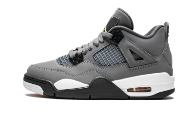 Jordan 4 Retro Cool Grey 2019 (GS)