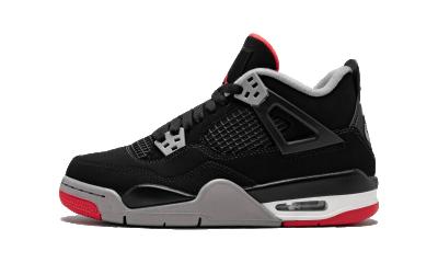 Jordan 4 Retro Bred 2019 (GS)
