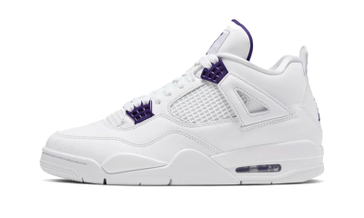 Jordan 4 Retro Metallic Purple (GS)