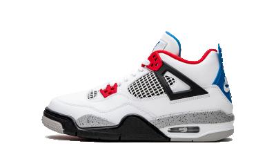 Air Jordan 4 Retro What The (GS)