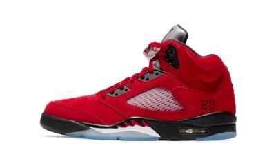 Air Jordan 5 Retro Raging Bulls Red 2021 (GS)