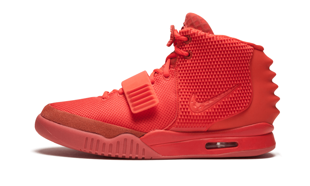 Air Yeezy 2 SP Red October - 508214-660