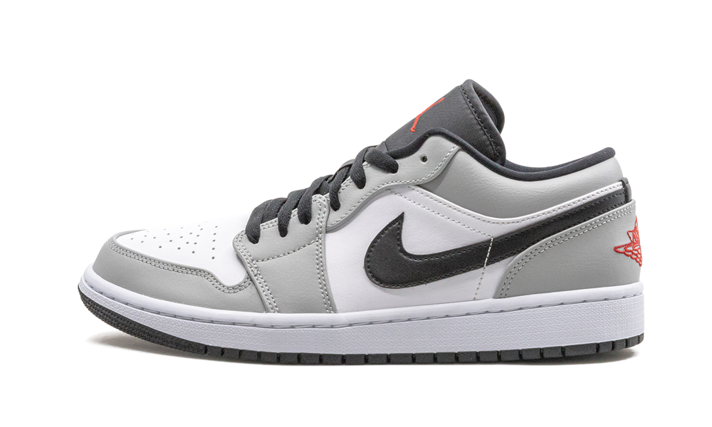 Jordan 1 Low Light Smoke Grey - 553558-030 - Restocks