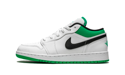 Air Jordan 1 Low White Stadium Green (GS)