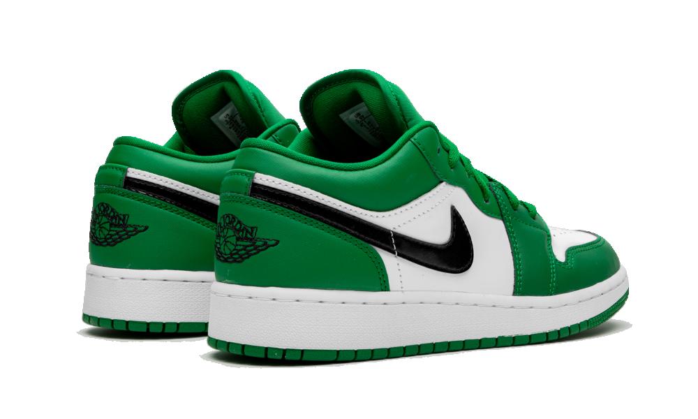 Air Jordan 1 Low Pine Green (GS) - 553560-301 - Restocks