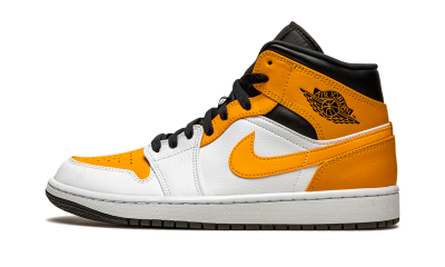 Air Jordan 1 Mid 'University Gold'
