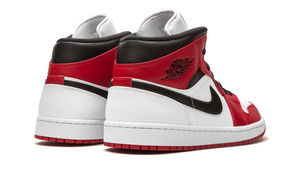 Air Jordan 1 Mid Chicago 2020 554724 173 Restocks