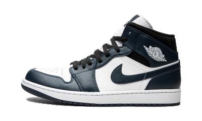 Air Jordan 1 Mid Dark Teal