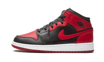 Air Jordan 1 Mid Banned (2020) (GS)