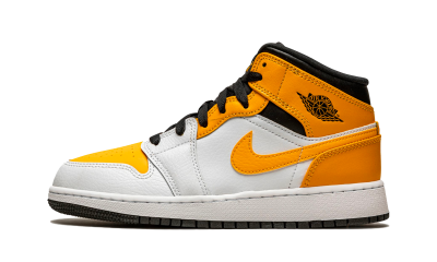 Air Jordan 1 Mid 'University Gold' (GS)