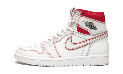 Retro High Phantom Gym Red