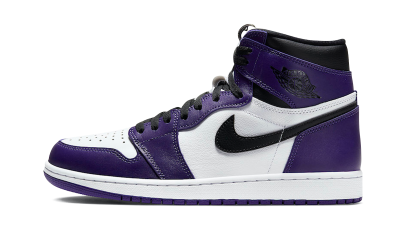 Jordan 1 High Court Purple White (2020)