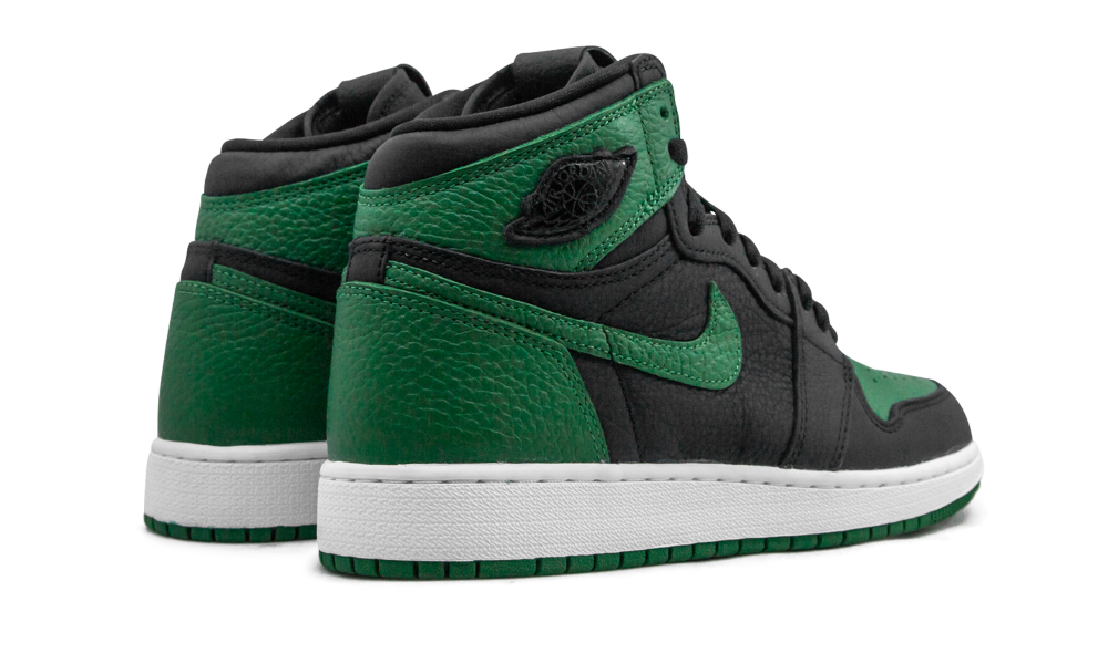 green black jordan 1