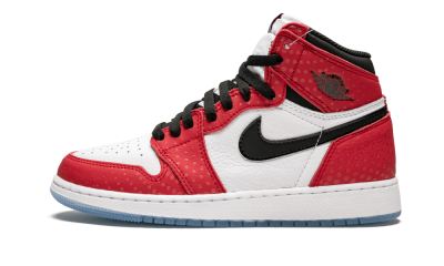 Air Jordan 1 Retro High OG Spider-Man Origin Story (GS)