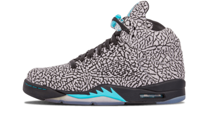 Air Jordan 5 3Lab5 Elephant Print