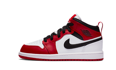 Jordan 1 Mid Chicago 2020 (PS)