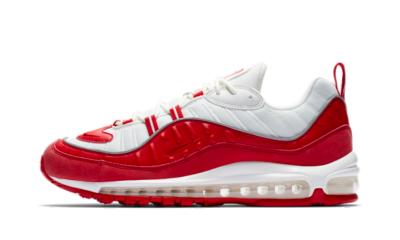 Nike Air Max 98 University Red White