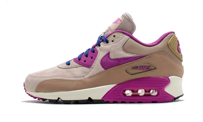 Air Max 90 LTHR Desert Purple (W)