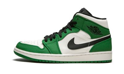 Air Jordan 1 Mid Pine Green (2018)